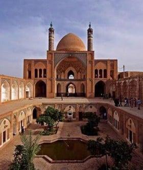 معماری اسلامی و ایرانی